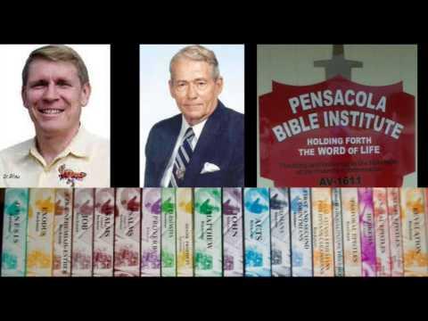 Kent Hovind on Ruckman commentaries, PBI students