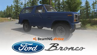 1980 Ford Bronco - BeamNG Drive