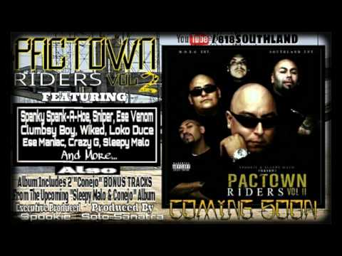 PACTOWN RIDERS VOL.II PREVIEWS *NEW 2012*