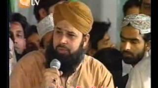 Zindagi Da Maza Avey | Owais Raza Qadri Sb | Mehfil e Naat in Sialkot, Qtv 2006