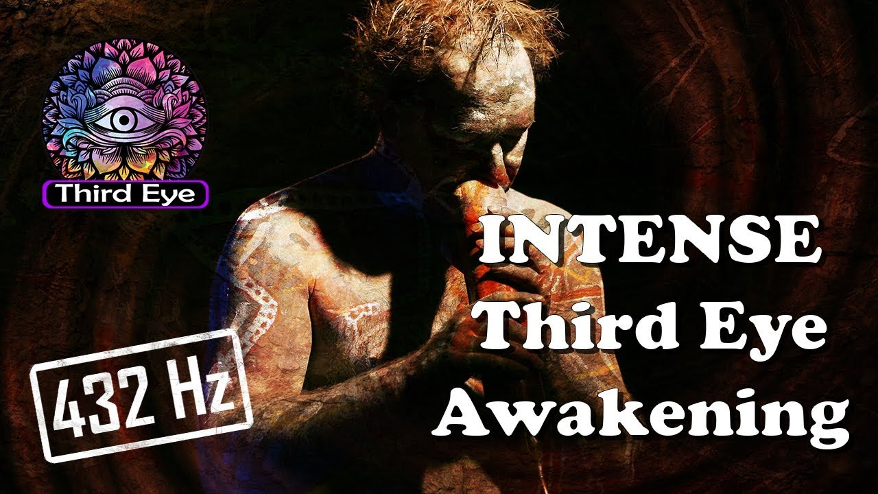INTENSE THIRD EYE AWAKENING (activation/stimulation/vibration/tuning)