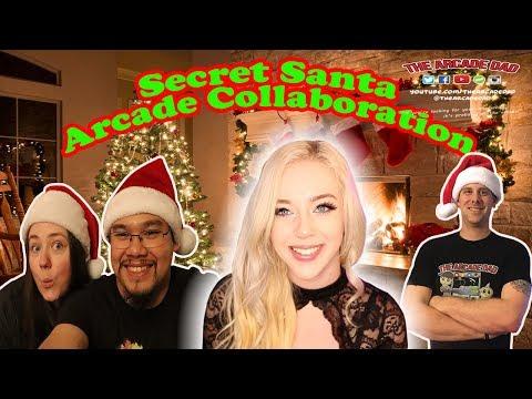 Arcade Secret Santa Ft. Lyssy Noel and Dragon Claw Games. Arcade Christmas Special