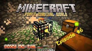 Minecraft Survival - Super Scary Spider Spawner [6]