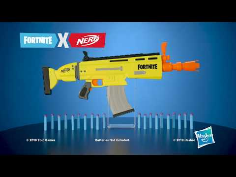 Nerf Fortnite ARL, Hasbro