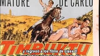 La Familia Monster: Yvonne De Carlo. Documental Biográfico. Subtitulado En Español