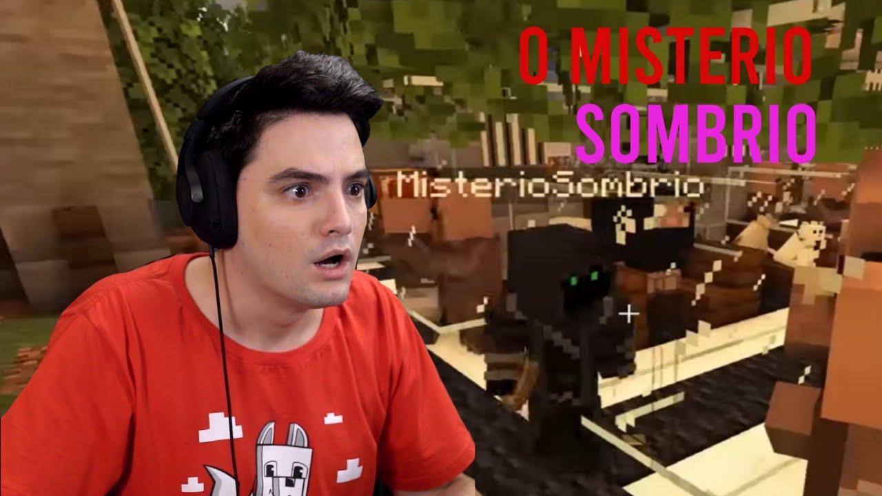 O MISTÉRIO SOMBRIO! QUEM SERÁ ELE?