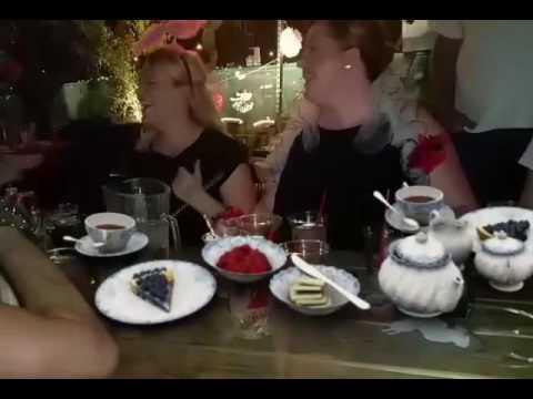 ALiSoN WoNDeRLaND TeaPoT TRAveSTieS