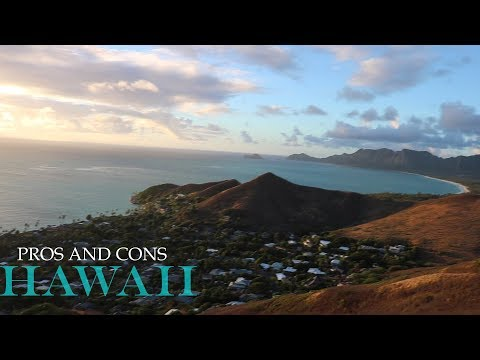 PROS AND CONS OF LIVING IN HAWAII OAHU