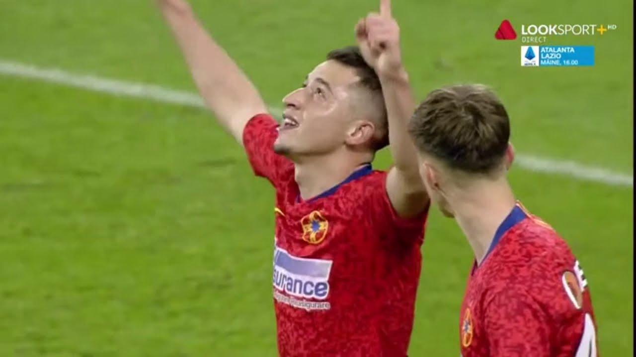 Gol senzational Morutan, FCSB - Poli Iasi 2-1 (67)