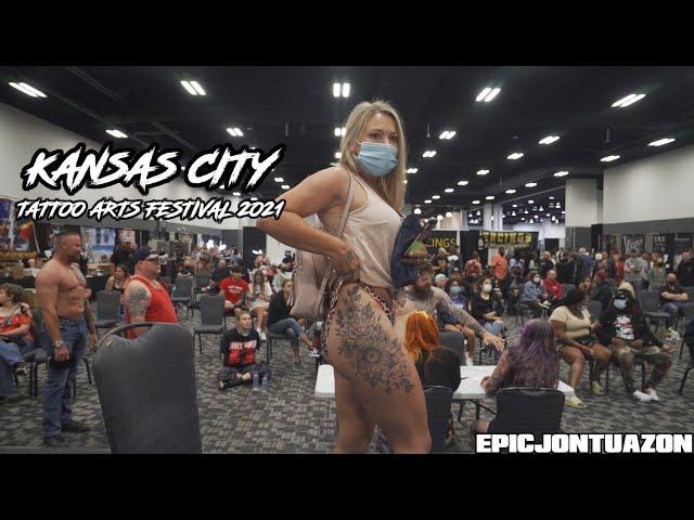 Kansas City Tattoo Arts Festival 2021 | Villain Arts