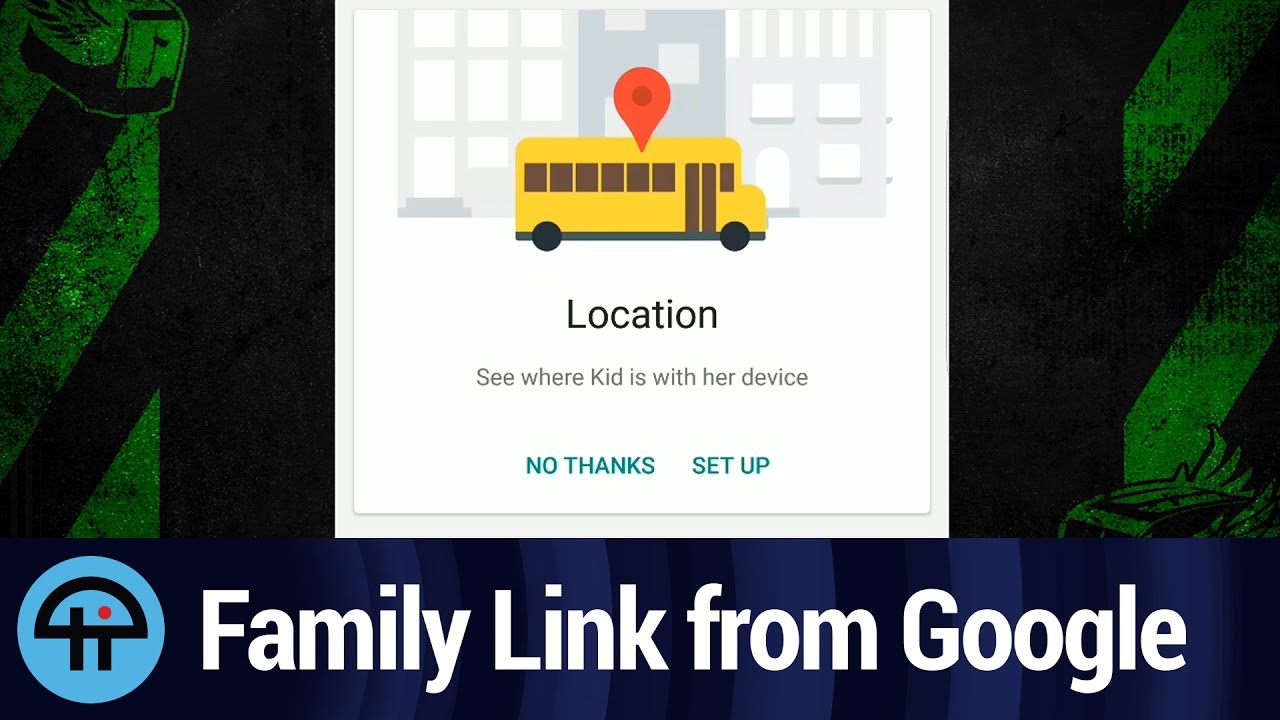 Family Link App from Google