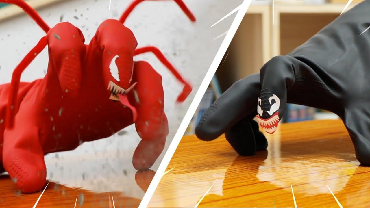 EPIC SCHOOL FIGHT 🔥 中二病 Venom Vs Carnage