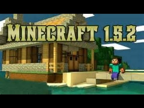 прохождение игры:minecraft 1.5.2 #1-строительство дома