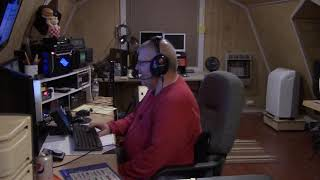 CQ WW DX Contest 2018 from W4EEY   Part 1