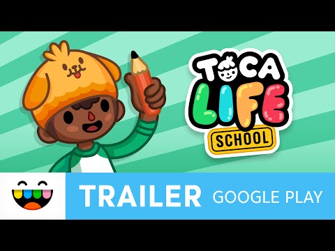 Toca Life: School For Pc - Download For Windows 7,10 and Mac