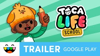 Grab Your Backpack! | Toca Life: School | Google Play | @TocaBoca