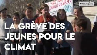 Greta Thunberg, l'égérie adolescente du climat, à Paris pour inspirer les jeunes Français