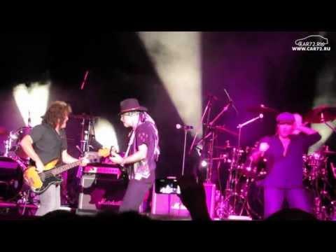 Тюмень. Концерт Classic Rock All Stars. AC/DC, Dio, Alice Cooper, Rainbow, Black Sabbath!