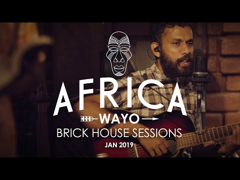 Africa (Toto) - WAYO Brick House Sessions (Jan 2019)