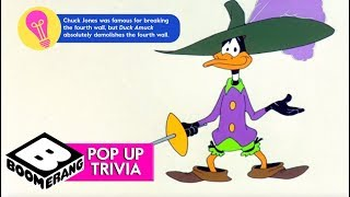 Looney Tunes | Duck Amuck | Pop Up Trivia | Boomerang Official