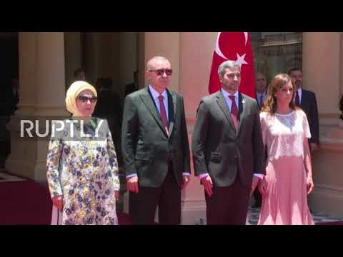 Paraguay: Erdogan meets with Paraguayan President Benitez to boost cooperation