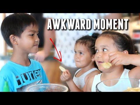 The Twins' Most Awkward Moment - itsjudyslife thumbnail