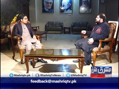 Aimal Wali Khan Interview