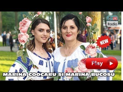 MARINA BUCOSU SI MARINA COJOCARU - NOU 2019 COLAJ LIVE MUZICA DE PETRECERE SARBA SI HORA