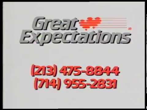 Great Expectations Commercial