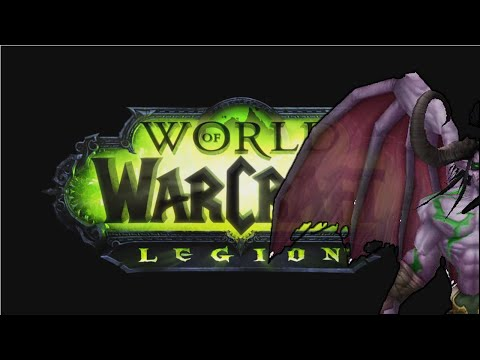 WoW Legion - Demon Hunter, Dungeons, Raids and PvP Overview