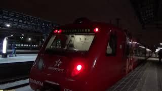 ED4MKM Train - Электропоезд ЭД4МКМ - 04.12.2019