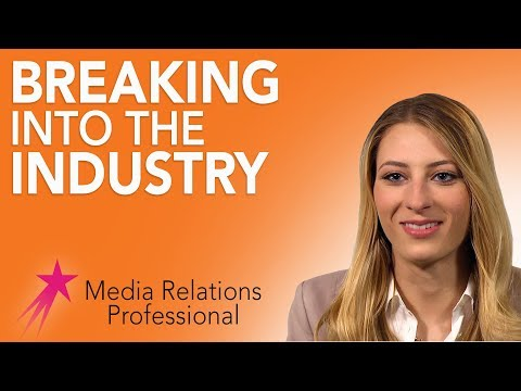 Media Relations Professional: Women in Finance - Nicole Vicino Career Girls Role Model