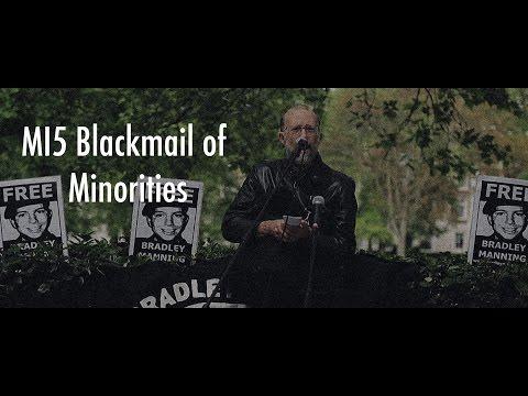 MI5 Coercion and Blackmail of Minorities