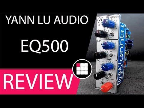 #REVIEW #SB YANN LU AUDIO #EQ 500