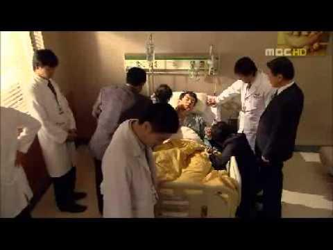 하얀거탑 EP20 장준혁(김명민) 죽음(임종)