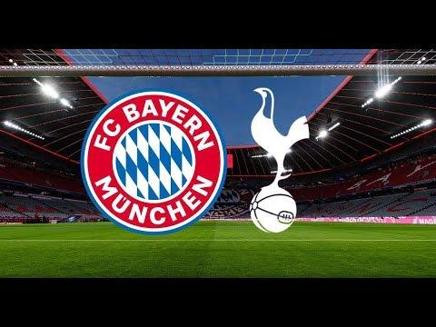 Bayern Munich vs Tottenham   ⚽️  جولة زوجي فاليانز ارينا