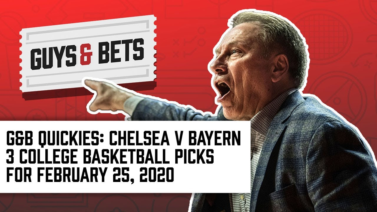 Champions League Odds, Betting Picks (Feb. 25, 2020): Chelsea vs ...