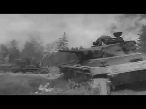Brutalnya Pertempuran Di Front Timur Masa Perang Dunia ke 2 (Eastern Front WW2)
