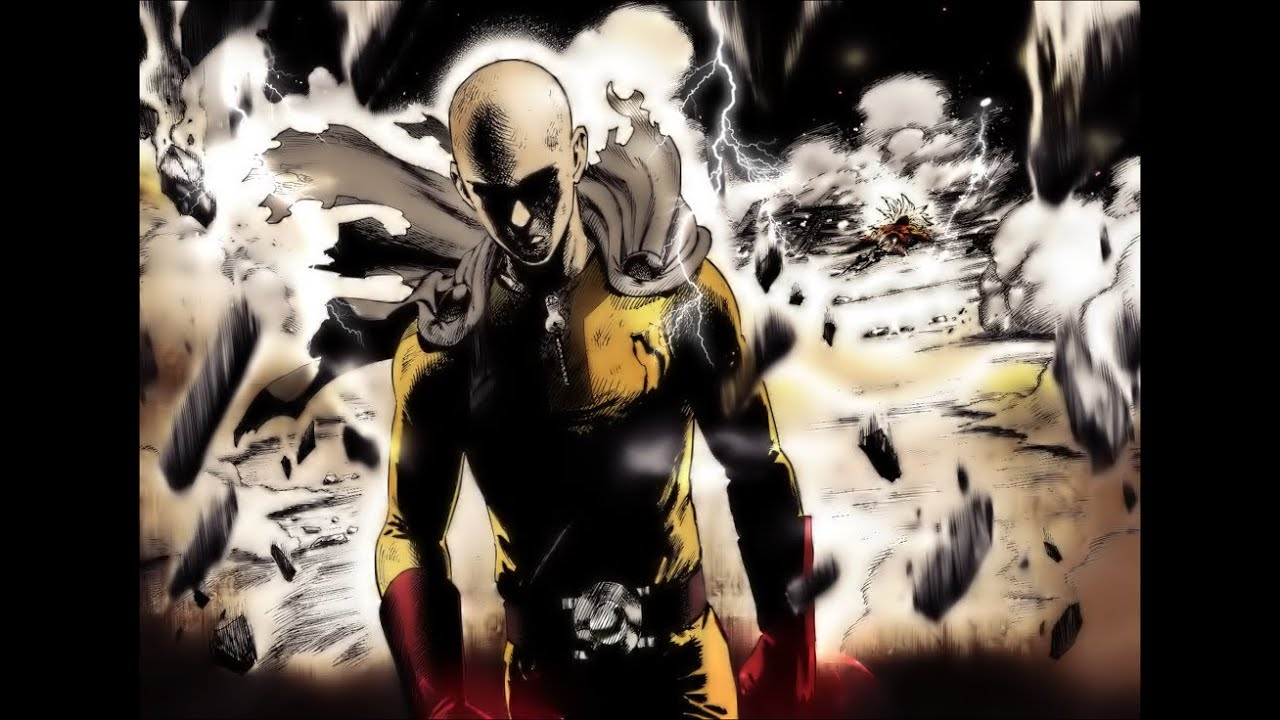 One punch Man AMV/ASMV The Strongest Hero Epic ASMV HD ...