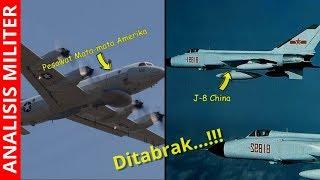 Ditabrak Jet Tempur China, Pesawat Mata-mata Amerika Ini Terpaksa Mendarat dan Ditahan MP3