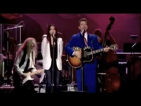 Chris Isaak & Michelle Branch - Heartbeat