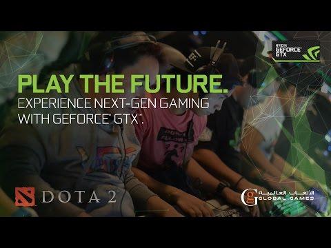 Top 10 Plays of Global Games - NVIDIA DOTA 2 Tournament