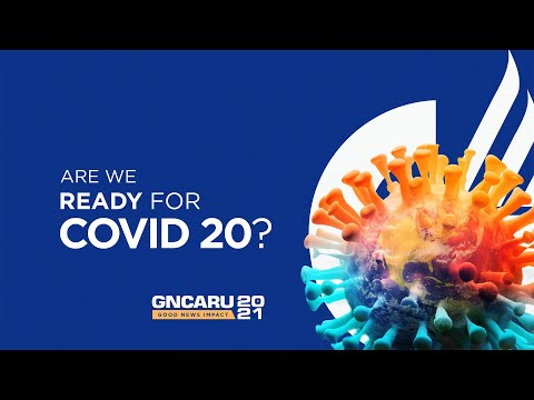 """""""Are We Ready for Covid 20?""""    Good News Impact - Ep 1    February 26th, 2021"""