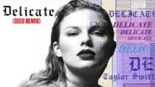 Taylor Swift Delicate Remix