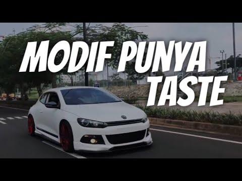 Review VW Scirocco. Modifikasi Totalitas, Ceper Jangan Nanggung! #CarVlog