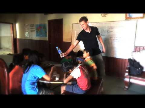 Teaching English in Cambodia with Projects Abroad