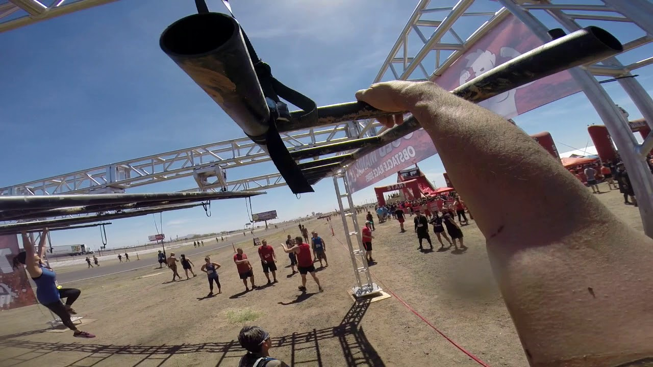 Rugged Maniac Spring 2018 Phoenix Arizona Part 4