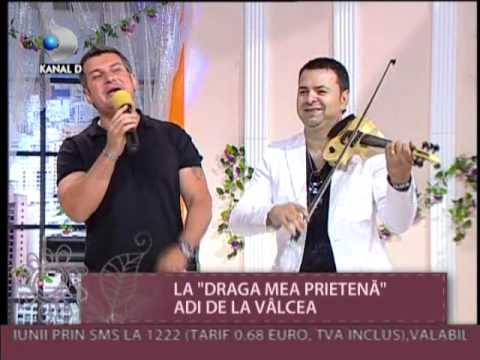Adi de la Valcea si Ionut Printu - Te iubesc din corason - La Draga mea Prietena