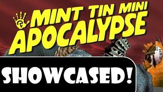Tabletop Showcase: Mint Tin Mini Apocalypse