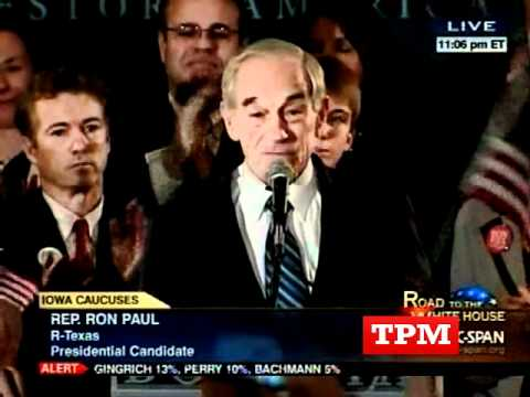 Ron Paul: We Are All Austrians Now